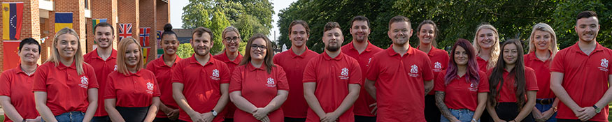 Recruitment Team Photo New, Liverpool Hope